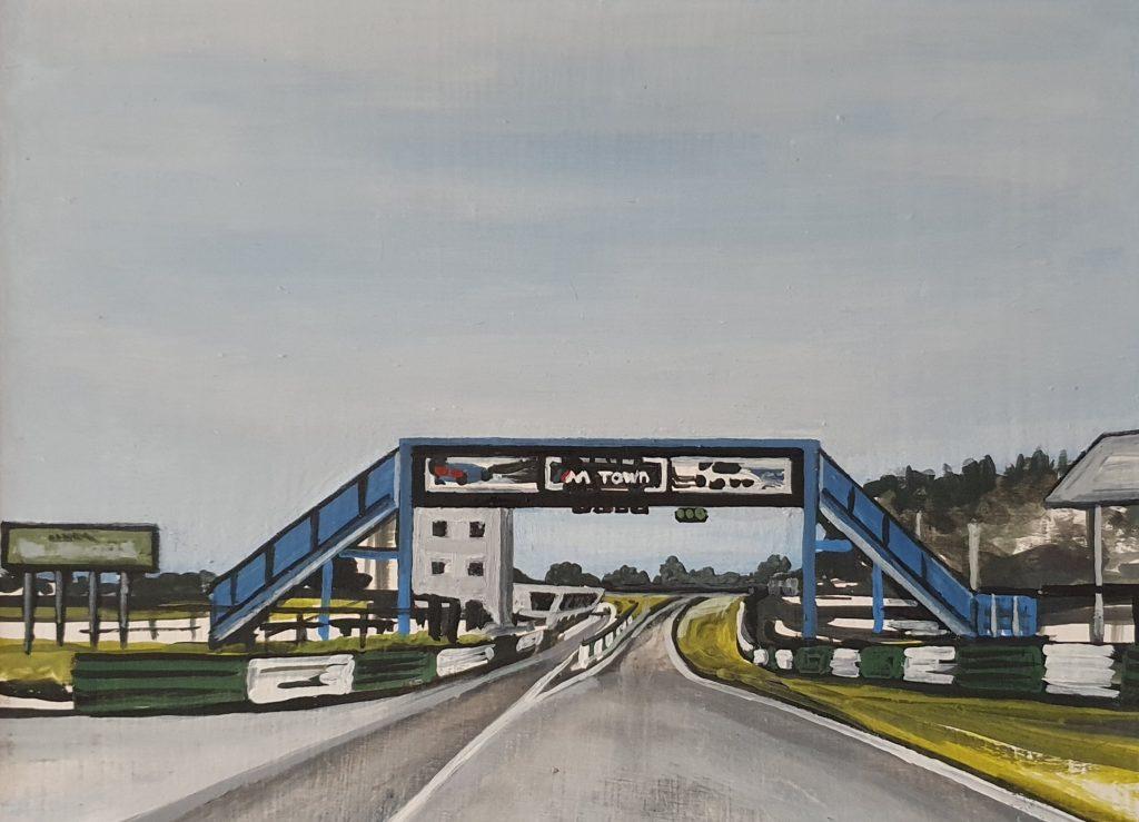 Raceway - Mondello Park (sold)