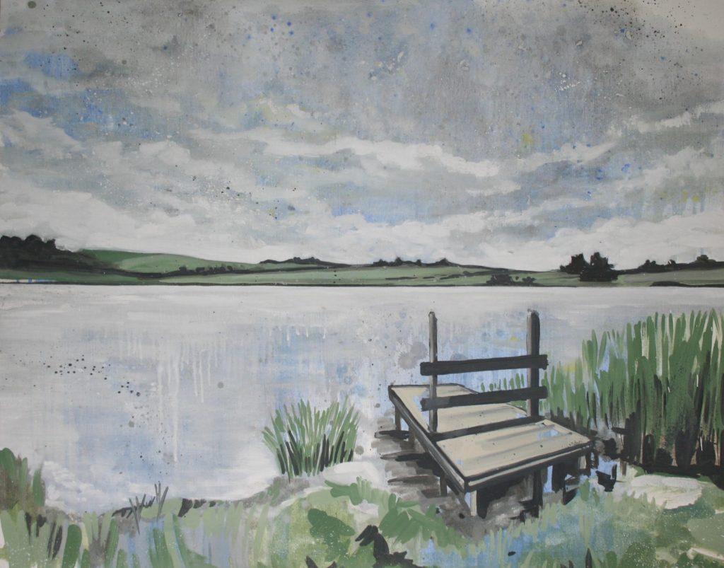 Pallas Lake