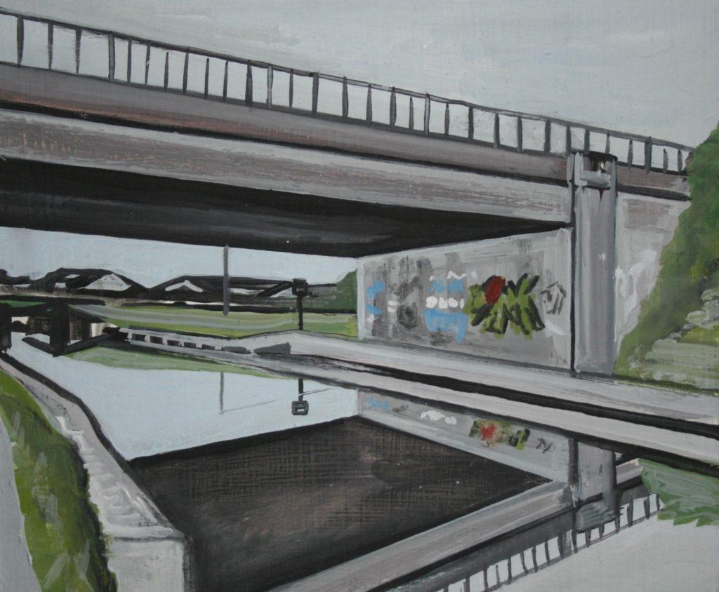 Railway Bridge Grand Canal